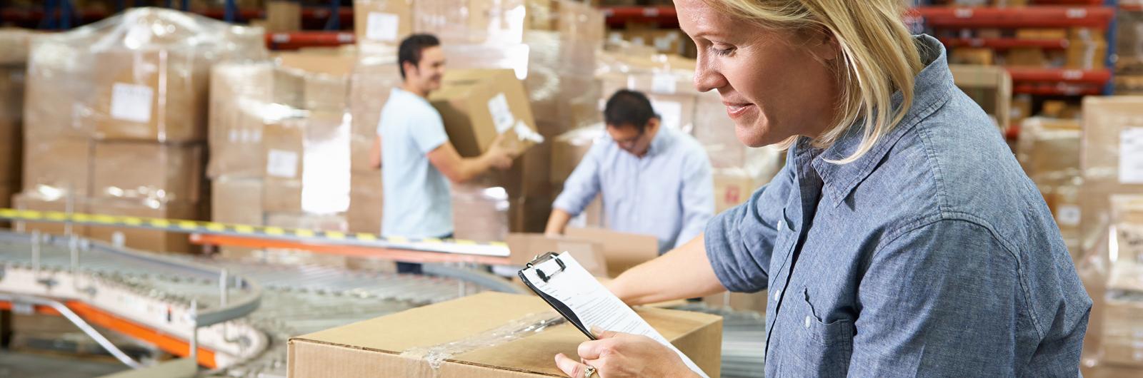 VMI - Vendor Managed Inventory